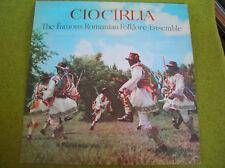 LP CIOCIRLIA-ROMANIAN FOLKLORE-ELECTRECORD EPE-0219