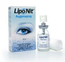 LipoNit AUGENSPRAY Augenpflege / Trockene, brennende Augen Nachbenetzung Spray