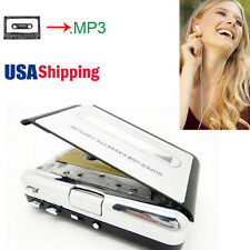 Old Tape to Pc Usb Cassette Mp3 Cd Converter Capture Digital Audio Music Player