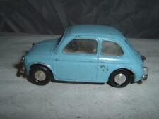 SPOT ON TRI-ANG #185 FIAT 500 SCALE 1/42 NEW FRONT BUMPER & LIGHTS & BACK BUMPER