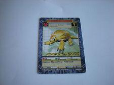 Carte Digimon Armadillomon !!!