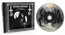 The True Werwolf - Death Music CD Satanic Warmaster Sargeist Behexen Orlok
