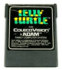 Telly Turtle (Colecovision & Adam, 1984) By Coleco (Cartridge Only) NTSC #2