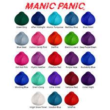 Tinte Capilar Semipermanente Manic Panic Amplified Mayor Duración E Intensidad