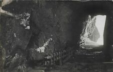 Mine in Poland Polish Coal Mining WAR Warszaw Agencja Fotograf Real Photo RPPC