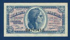 50 PESETAS 1937 SC-