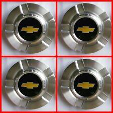 4 x Chevy Silverado 1500 Tahoe 2007-2013 Chevrolet Wheel Center hub Caps 9595989