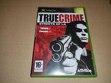Jeu XBOX True Crime Streets Of LA