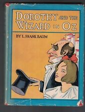 Dorothy and the Wizard of Oz 1938 Sears Edition HC DJ L Frank Baum