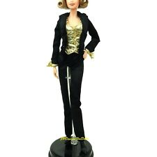 Barbie Collector Fashion James Bond Goldfinger Pussy Galore Outfit