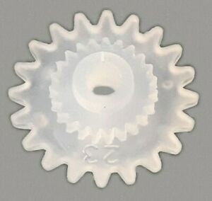 ODOMETER GEAR FOR BENTLEY AND  ROLLS ROYCE 1966 AND UP, 20X22, 20X23