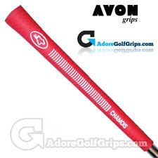 Avon Chamois Jumbo Grip - Red / White x 9