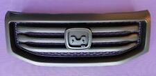New 2012-2015 Honda Pilot All Black Grill Grille Textured w/ ALL Black Molding