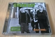 GREEN DAY - WARNING: - CD + Bonus Live Track (EX. cond.)