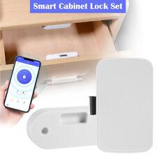 File Security Smart Drawer Cabinet Lock Bluetooth Keyless APP Control HS1366