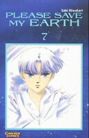 Please Save My Earth  7 Manga (gebraucht)