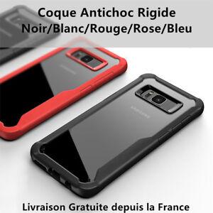 Custodia Rigida Paraurti Per Samsung Galaxy S8 Plus S9 S10 Note 8 9 A8 J6 + Anti