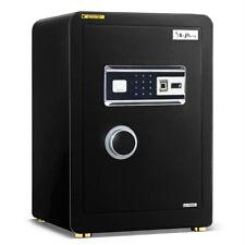 2 Cu Ft Large Fingerprint Biometric Safe Box for Cash Jewelry Gun Touch Screen