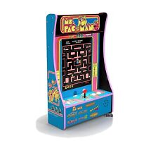 Arcade1Up - Ms. Pac-Man -8 Game PartyCade Portable Home Arcade Machine Ms Pacman