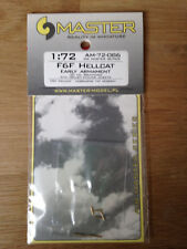 F6F HELLCAT early armament .50 cal browning 1/72 MASTER
