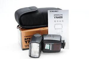 Yongnuo YN468 Speedlite Shoe Mount Flash for Canon #076