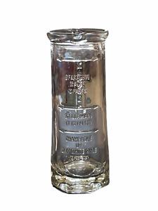 """St Germain Cocktail Carafe Mixer Glass 6.5"""""""