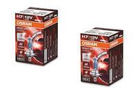 2x H7 12V 55W PX26d NIGHT BREAKER® LASER Next Generation +150%  Osram