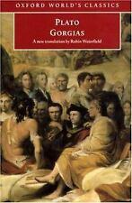 Gorgias (Oxford World's Classics), Plato, Acceptable Books