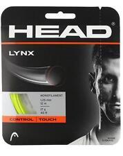 Corde Tennis HEAD Lynx 1.25 n.1 matassina 12m monofilamento fluo