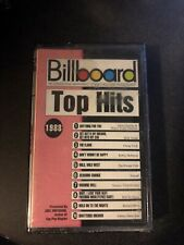 BILLBOARD 1988 Top Hits Cassette
