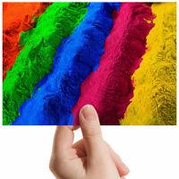 "Bright Colour Powder Coating Small Photograph 6"" x 4"" Art Print Photo Gift #3580"