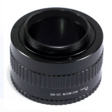 35mm to 90mm M42 Mount Lens Adjustable Focusing Helicoid Macro Tube Adapter