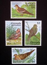 GRENADA GRENADINES 1995 Birds. Full set of 4 stamps. Mint NH