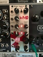 WMD Geiger Counter Distortion Bitcrusher Effect Eurorack Module