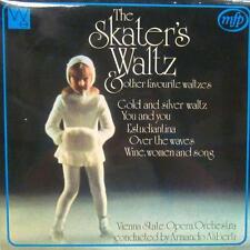 The Vienna Symphony Orchestra(Vinyl LP)The Skaters Waltz-Classics For Pleasure-M