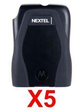 Lot Of 5 Oem Motorola Nextel ic502 Battery Back Door Good Used