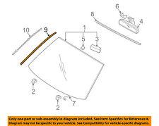 KIA OEM 04-09 Amanti Windshield-Molding Trim Left 861313F000