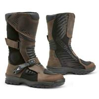 motorcycle boots | Forma ADV Tourer brown adventure touring waterproof riding