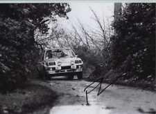 Pentti Airikkala Vauxhall Chevette 2300 Hs Rally Rac 1978 Firmado fotografía 1