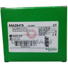 New Schneider A9A26478 12~24V Ac/Dc Shunt Release Circuit Trip