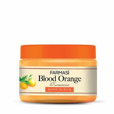 Farmasi Blood Orange & Tumeric Body Scrub