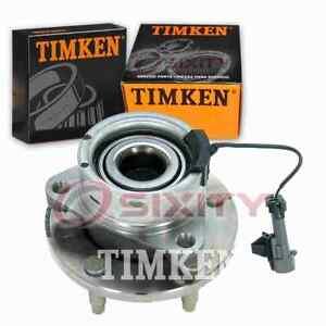 Timken HA590086 Wheel Bearing Hub Assembly for 22715554 402.62011 513206 vo