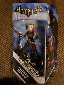DC Universe Batman Arkham City Legacy Edition Harley Quinn Action Figure New