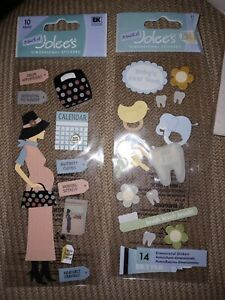 A Touch Of Jolee's First Tooth and Pregnancy Lot 2