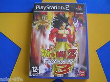 DRAGONBALL Z BUDOKAI 3 - PLAYSTATION 2 - PS2