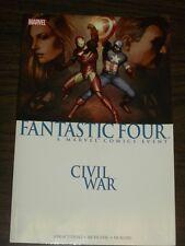 Civil War Fantastic Four by Marvel Comics (Paperback, 2007)< 9780785122272