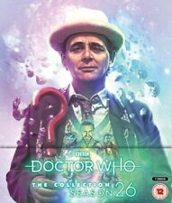 Doctor Who The Collection Season 26 Limited Edition R2