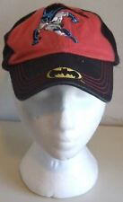 Youth Batman Black/Red Baseball Cap