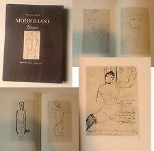 MODIGLIANI DISEGNI - PATANO OSVALDO - LA SEGGIOLA 1976