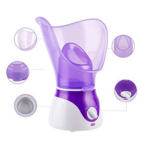 Facial Face Steamer Deep Cleanser Mist Steam Sprayer Spa Steamer Skin Care Tool